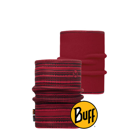 Reversible Polar Neckwarmer Picus Red / Red
