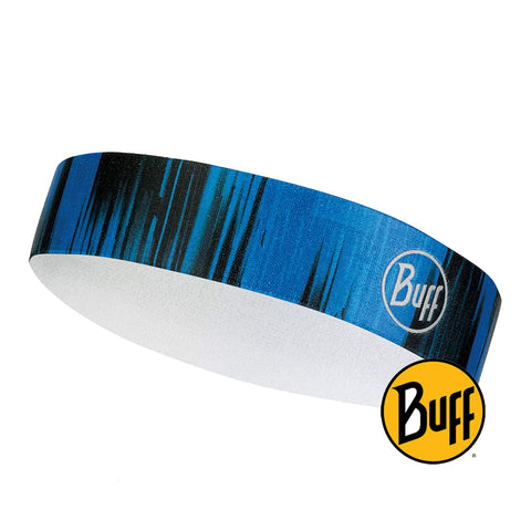 Wide Hairband R-Pulse Cape Blue