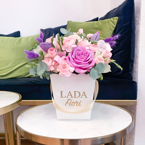 Flower Box Lada Fiori Pocket