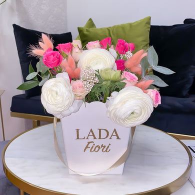 POCKET FLOWER BOX LADA FIORI
