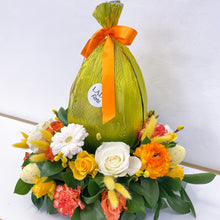 Load image into Gallery viewer, Easter Nest - Yellow Centerpiece