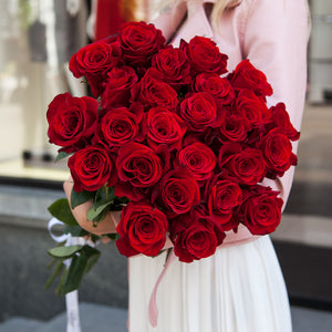 Red Roses - Choose the number of roses you want