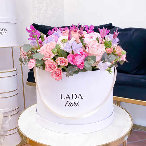 Cappelliera Maxi Flower Box