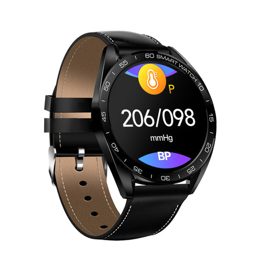 Apolo GT Smart Watch Multi Notifikasi Anti Air Strap Metal dan Kulit | Aolon - aolon.id