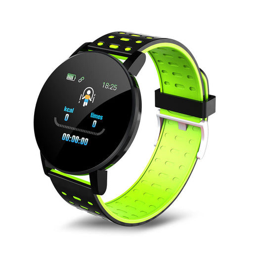 Fun Colorful Yearly Edition Smart Watch Multi Function | Aolon - aolon.id