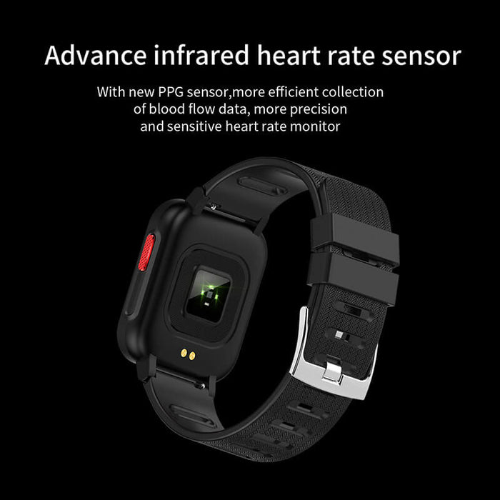 Imortal G11 Smartwatch Tahan Air IP68 | Aolon