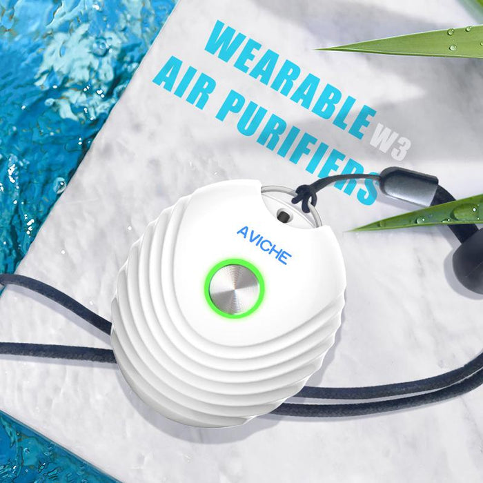 AVICHE Personal Rechargeable and Portable Air Purifier