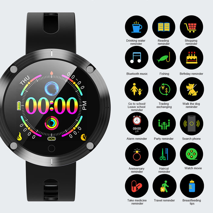 Arcopro DM58plus AMOLED Screen IP68 Smart Watch | Aolon