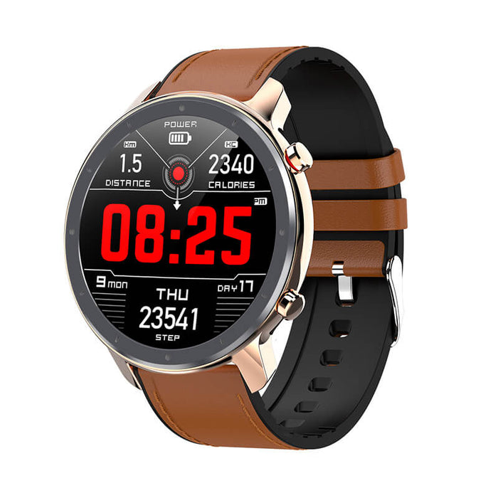 GTR Smartwatch 5 ATM Anti Air | Aolon - aolon.id