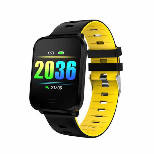 Rough 2.0 Smart Watch IP68 3ATM HR WB | Aolon - aolon.id