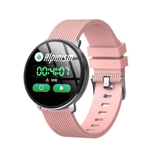 Slim Full Screen Touch Fitness Tracker | Aolon - aolon.id