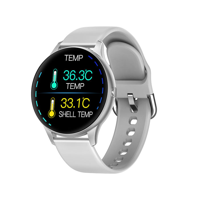 Smartwatch Thermometer Aolon K21 Round Full Touchscreen | Aolon