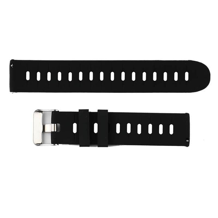 Strap Jam Silikon 20mm Sporty Aksesoris Smart Watch | Aolon - aolon.id