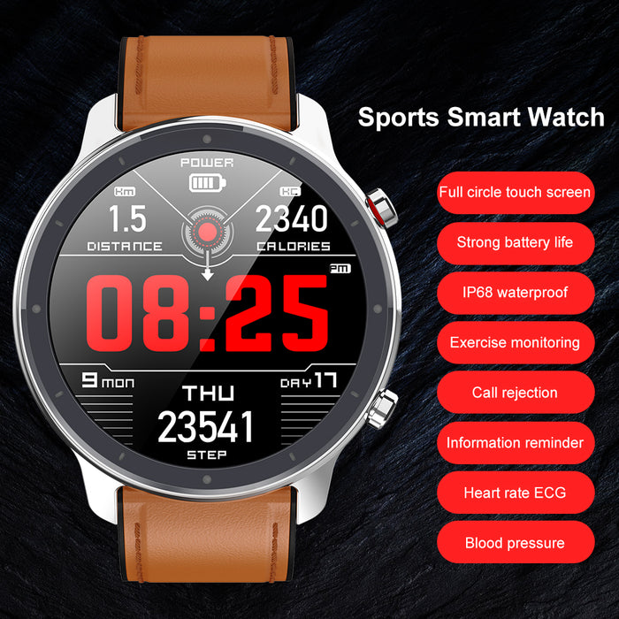 GTR Smartwatch 5 ATM Anti Air | Aolon
