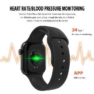 Ignite W5 Smartwatch Heart Rate and Blood Pressure Fitness Tracker | Aolon
