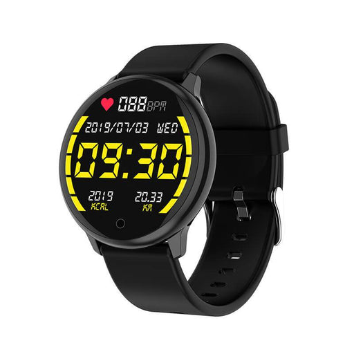 Racket Touch Screen IP67 Fitness Tracker - aolon.id