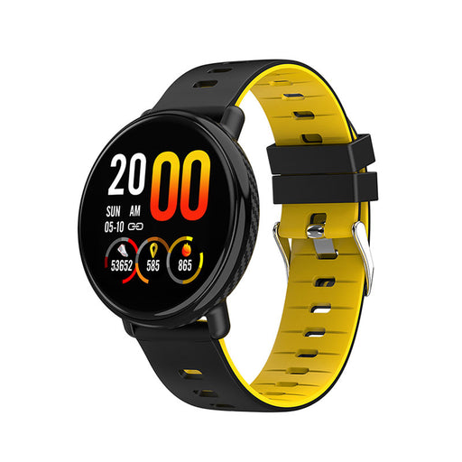 Kevlar 1.0 Smart Watch HD IPS Touch Screen 3 Atm | Aolon - aolon.id