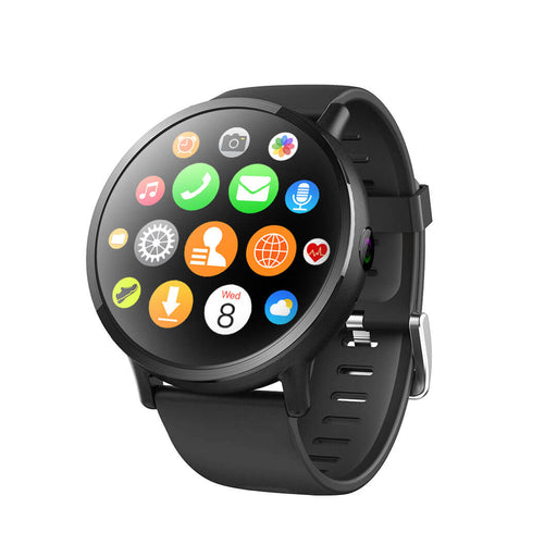 El juego 4G Android OS 8MP Camera GPS Smart Watch | Aolon - aolon.id