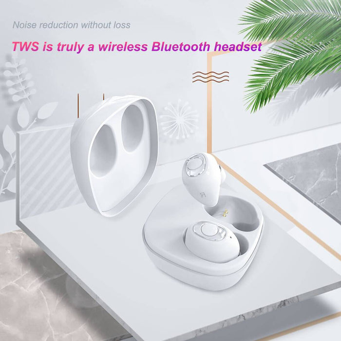 DR Sound Series 16 Earphone TWS Bluetooth 5.0 Hifi | Aolon - aolon.id