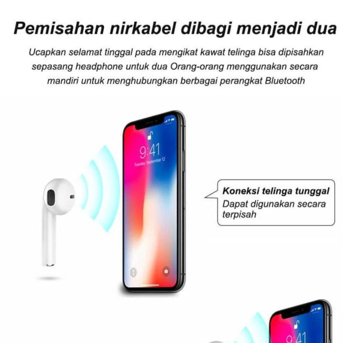 Aolon Airbuds 2.0 Bluetooth - aolon.id