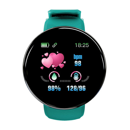 Round Color Smart Watch Multi Fitur | Aolon - aolon.id