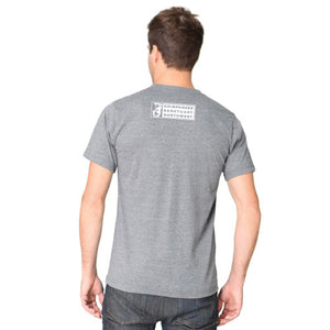CSNW Logo Heather Ash Unisex Tee