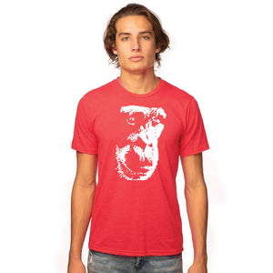 CSNW Logo Heather Tomato Unisex Tee