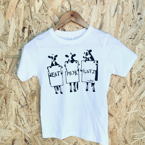 Eat Mor Plntz Youth Tee