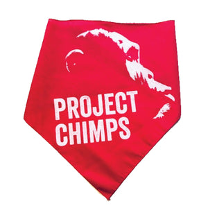 Project Chimps Doggie Bandana