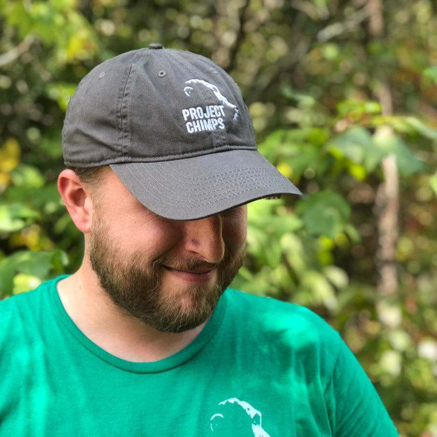 Project Chimps Logo Embroidered Hat