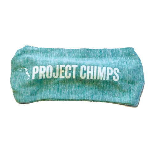 Project Chimps Logo Headband