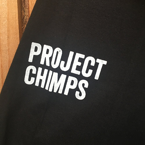 Project Chimps Logo Unisex Long Sleeve Tee