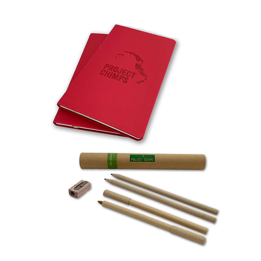Project Chimps ApPeel Journal & Pen Set
