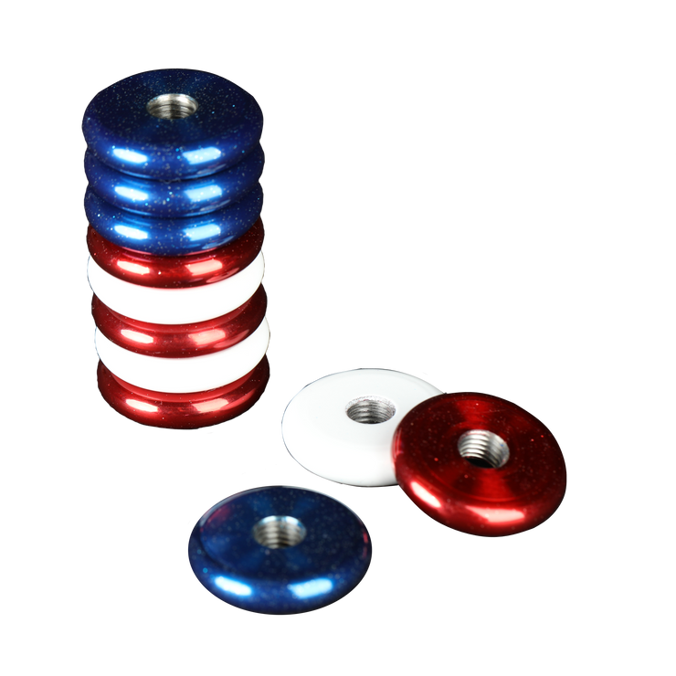 Stainless Steel Weights - Patriot Edition