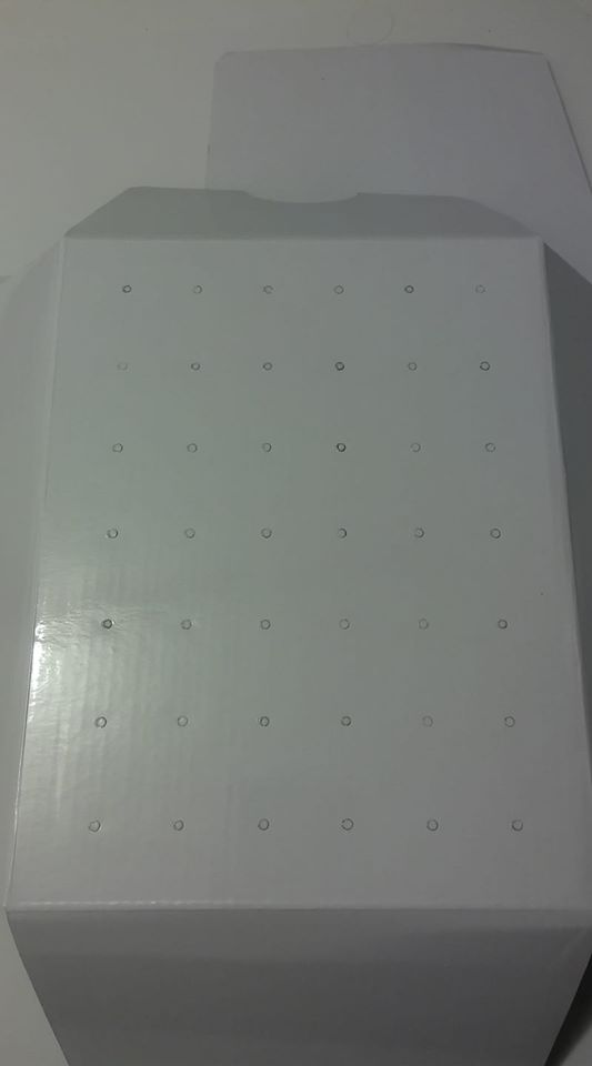 Replacement White 42  count Lollipop Inserts