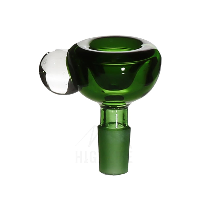 14Mm Heavy Bowl - Green Accessories