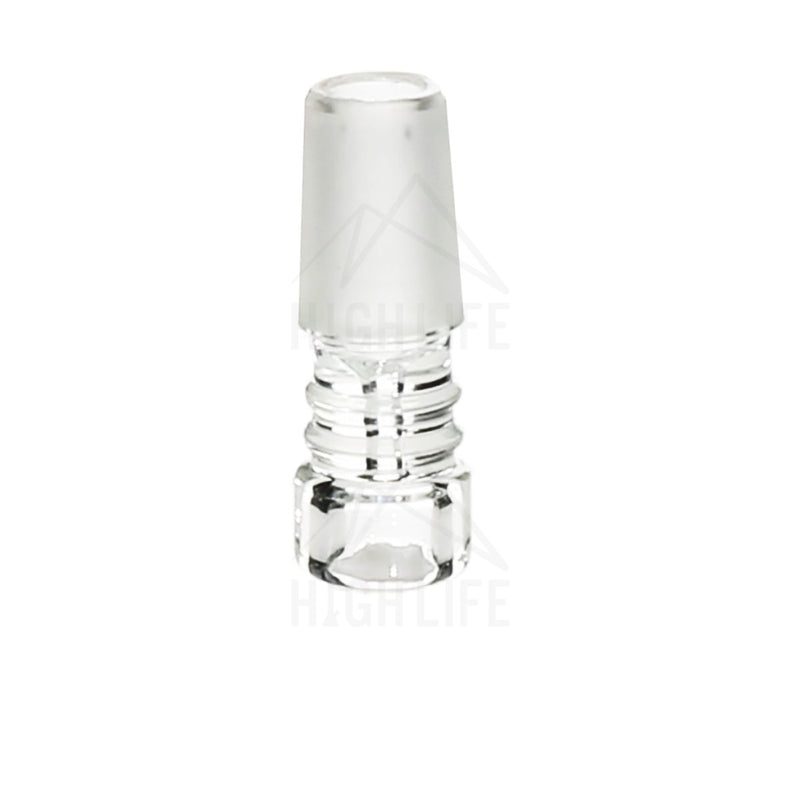 19Mm Cylinder Bowl With Rings - Clear Accessories
