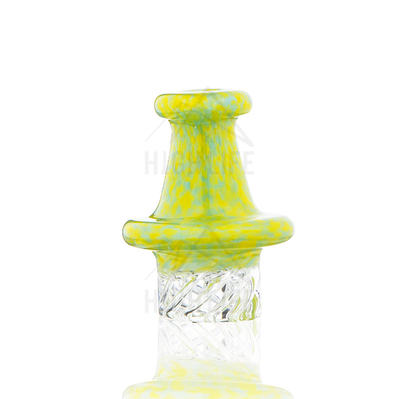 Multi-Directional Speckled Carb Cap