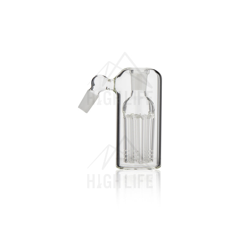 "4.5"" 8-Arm Tree Perc Ashcatcher - Invert 45° 14mm/14mm"