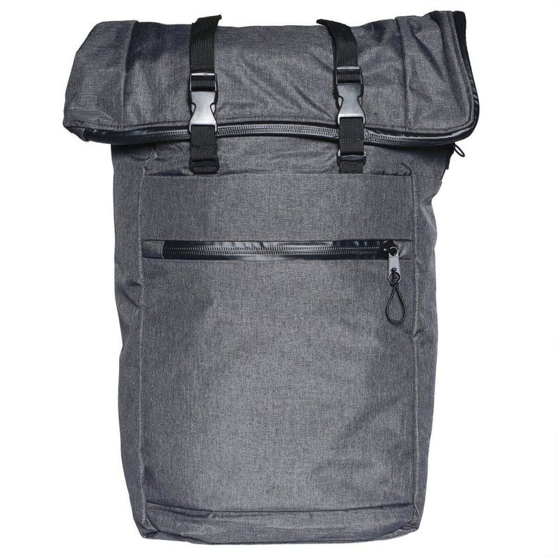 Smell Proof Carbon Roll up Back pack