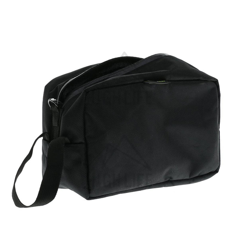 Carbon Cosmetic Bag - Small Accessories