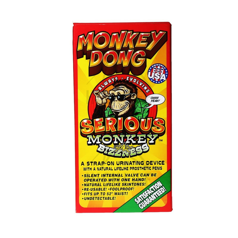 Monkey Dong Synthetic Urine - Latino Accessories