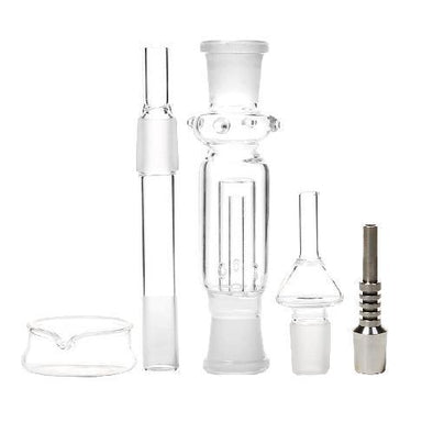 "6"" 19mm Nectar Collector Set with Dish"