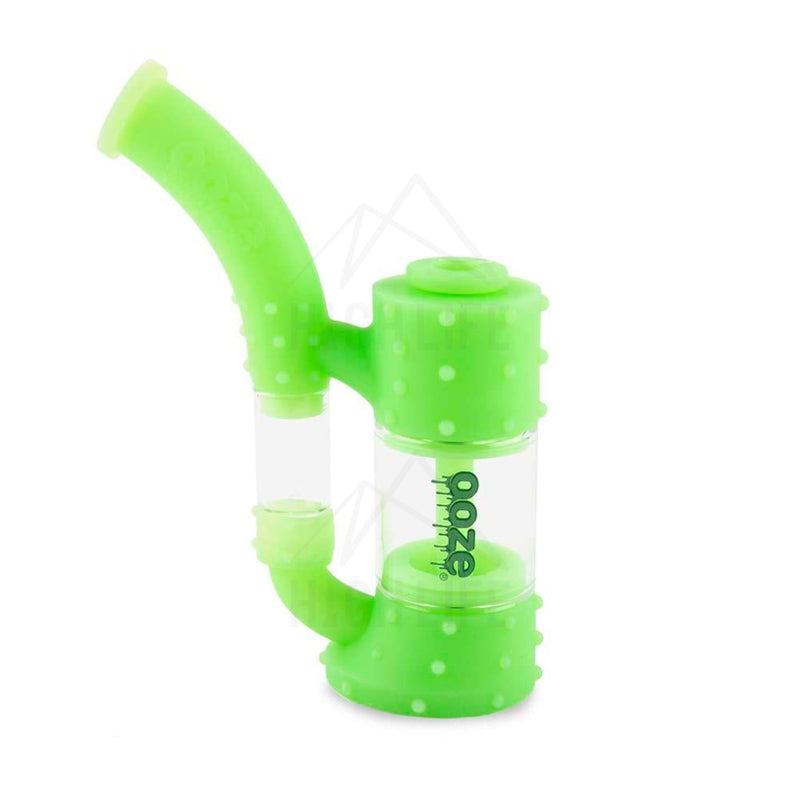 Ooze Stack Pipe Silicone Bubbler