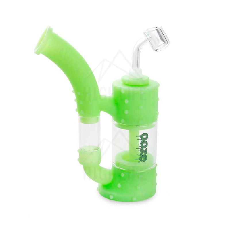 Ooze Stack Pipe Silicone Bubbler Slyme