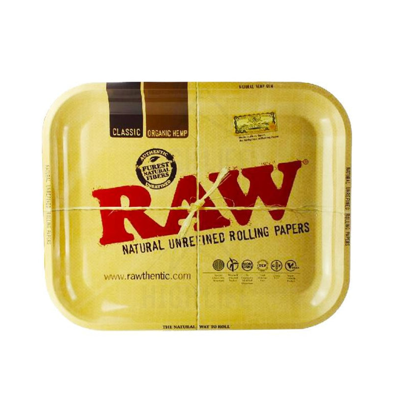"RAW Rolling Tray Large 13""X11"""