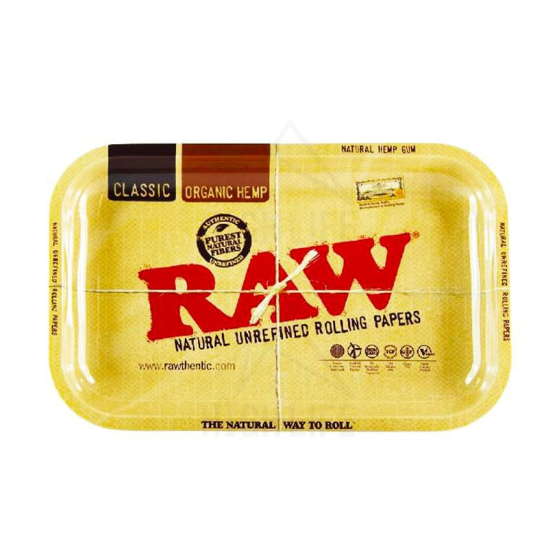"RAW Rolling Tray Small 11""X7"""