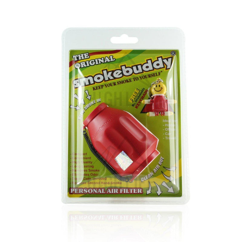 Smoke Buddy Red Accessories