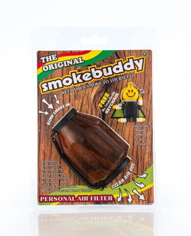 Smoke Buddy - Wood Color Accessories