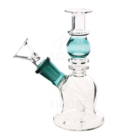 Waterpipe G/g 7 Double Maria Straight Martini With Bowl